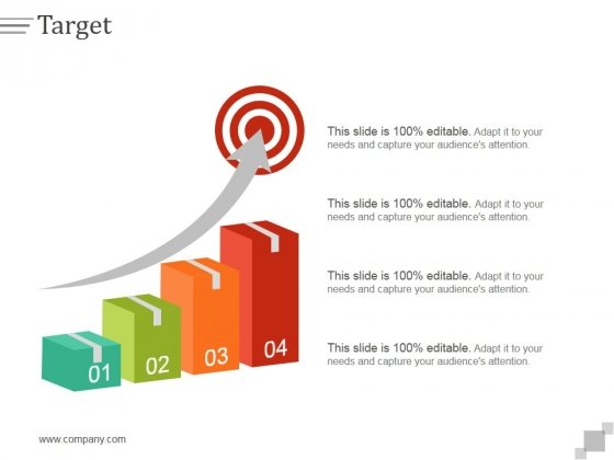Target Ppt PowerPoint Presentation Clipart
