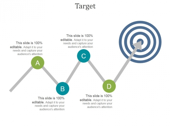 Target Ppt PowerPoint Presentation Diagrams