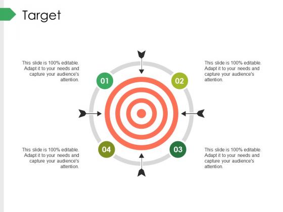 Target Ppt PowerPoint Presentation Icon Portfolio