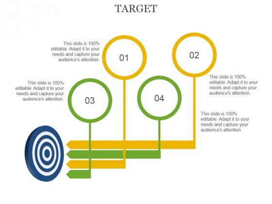 Target Ppt PowerPoint Presentation Ideas Infographic Template