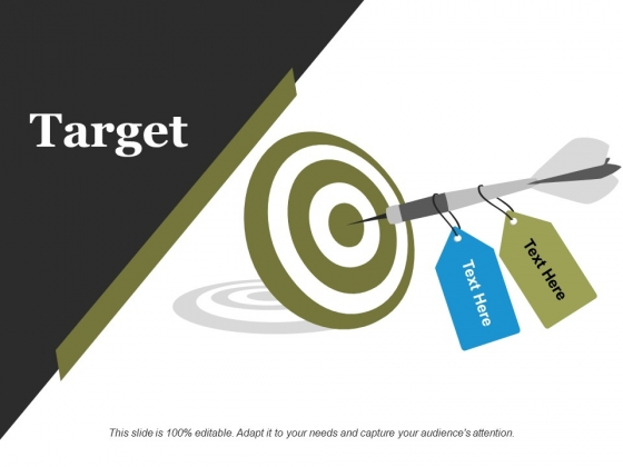 Target Ppt PowerPoint Presentation Ideas Samples
