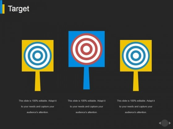 Target Ppt PowerPoint Presentation Infographic Template Show