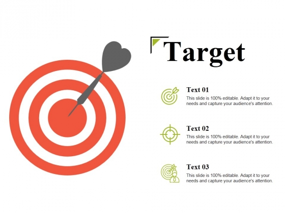 Target Ppt PowerPoint Presentation Infographics Example