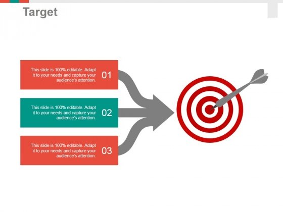 Target Ppt PowerPoint Presentation Inspiration Brochure