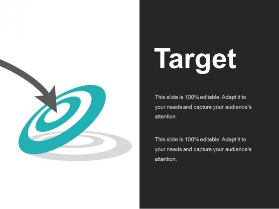 Target Ppt PowerPoint Presentation Inspiration Samples