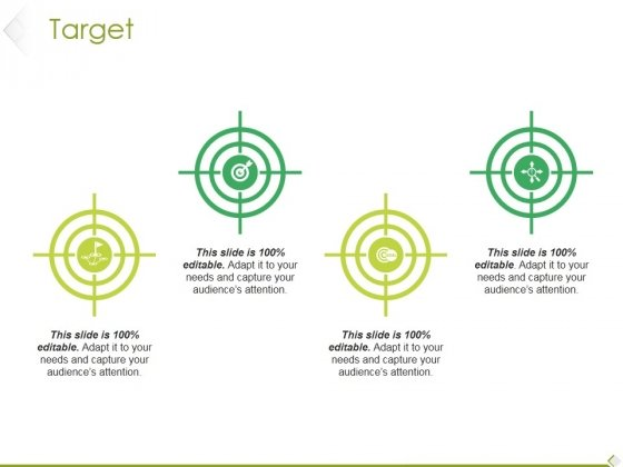 Target Ppt PowerPoint Presentation Layouts Background