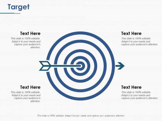 Target Ppt PowerPoint Presentation Layouts Graphics Design