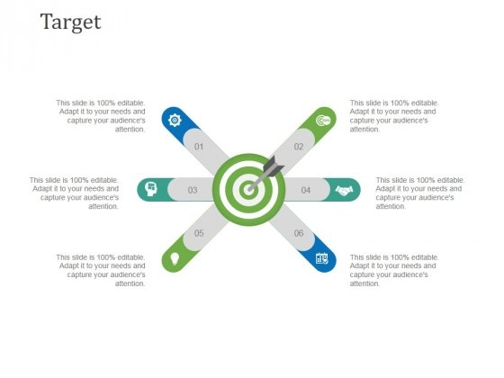 Target Ppt PowerPoint Presentation Layouts Graphics Example