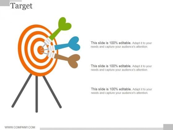 Target Ppt PowerPoint Presentation Layouts Smartart