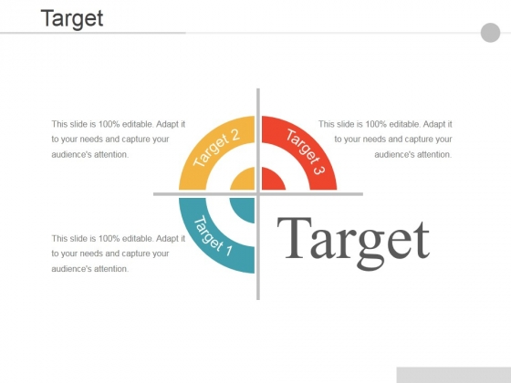 Target Ppt PowerPoint Presentation Model Sample