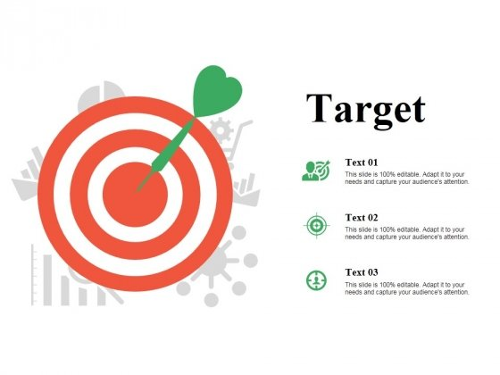 Target Ppt PowerPoint Presentation Outline Files