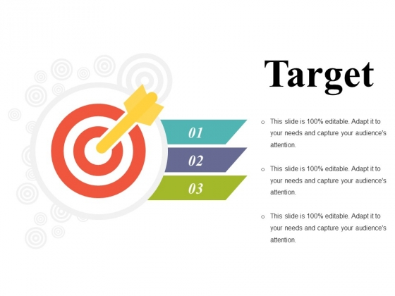 Target Ppt PowerPoint Presentation Outline Pictures