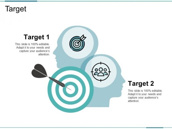 Target Ppt PowerPoint Presentation Outline Vector