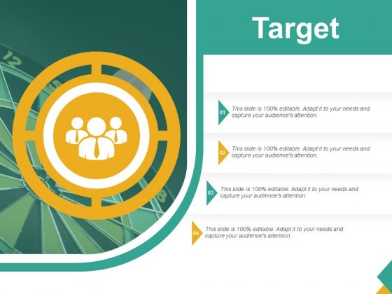 Target Ppt PowerPoint Presentation Pictures Skills