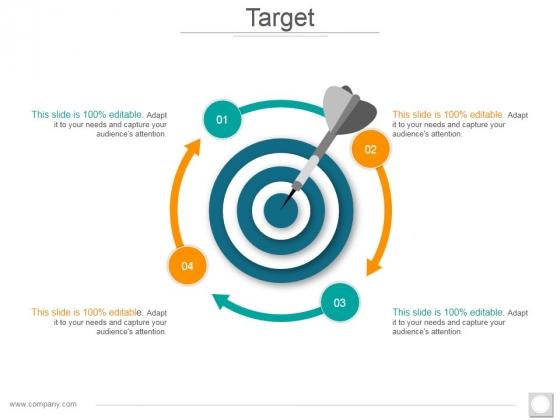 Target Ppt PowerPoint Presentation Portfolio Outfit