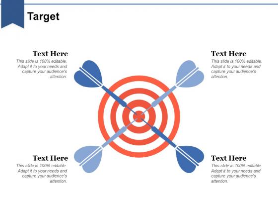 Target Ppt PowerPoint Presentation Portfolio Tips