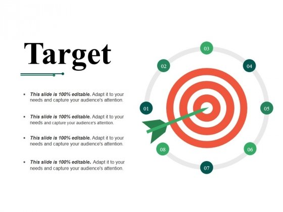 Target Ppt PowerPoint Presentation Professional Files