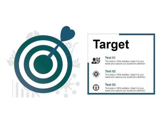 Target Ppt PowerPoint Presentation Professional Maker