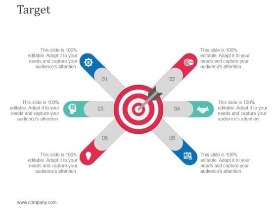 Target Ppt Powerpoint Presentation Professional Smartart