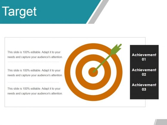 Target Ppt PowerPoint Presentation Show Example Topics