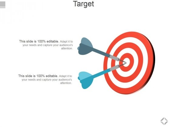 Target Ppt PowerPoint Presentation Show Mockup