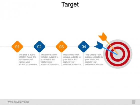 Target Ppt PowerPoint Presentation Slides Elements