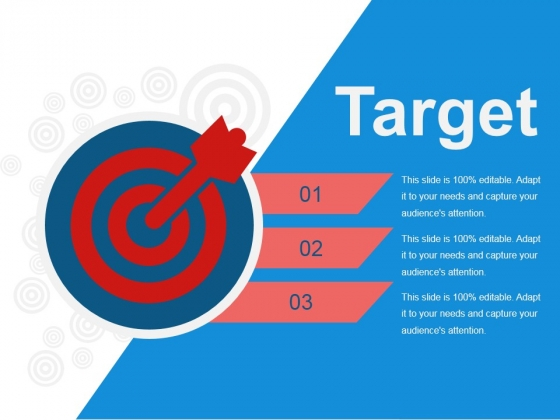 Target Ppt PowerPoint Presentation Slides Graphics Design