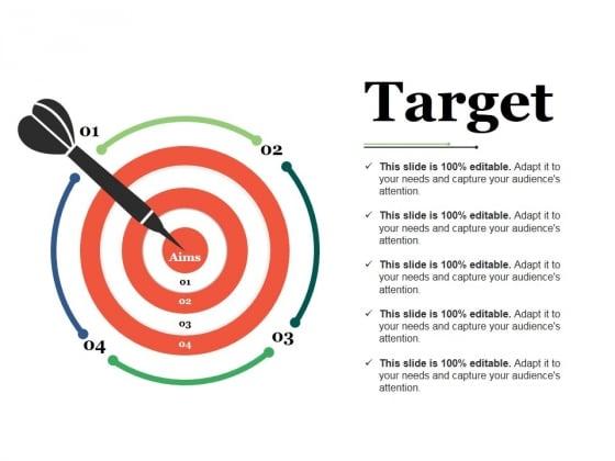 Target Ppt PowerPoint Presentation Slides Inspiration