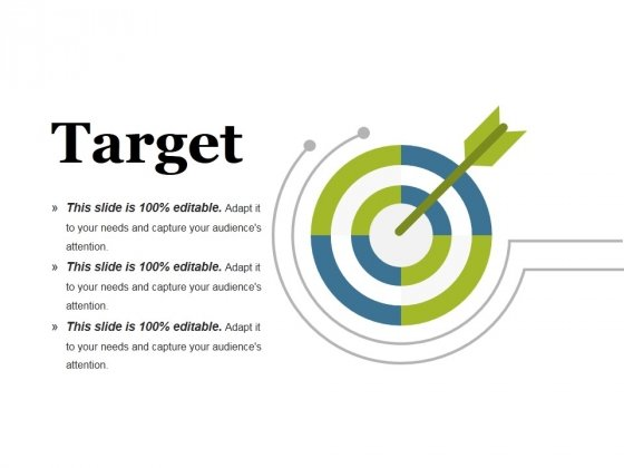 Target Ppt PowerPoint Presentation Slides Layout Ideas