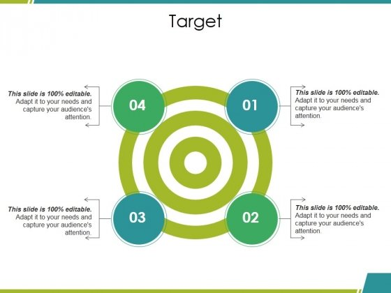 Target Ppt PowerPoint Presentation Slides Objects
