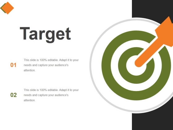 Target Ppt PowerPoint Presentation Slides Styles