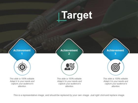 Target Ppt PowerPoint Presentation Summary Clipart