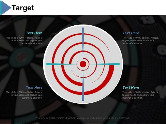 Target Ppt PowerPoint Presentation Visual Aids Slides