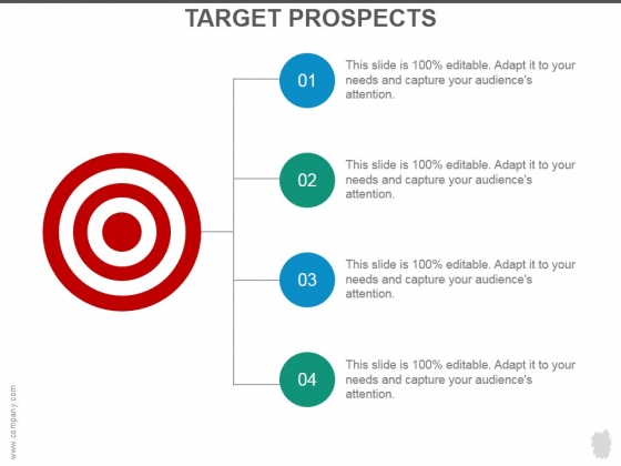 Target Prospects Ppt PowerPoint Presentation Infographic Template