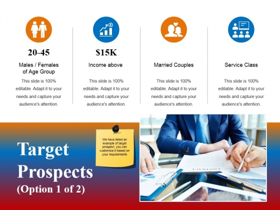 Target Prospects Template 1 Ppt PowerPoint Presentation Outline Model