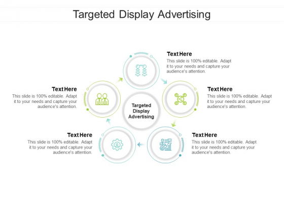 Targeted Display Advertising Ppt PowerPoint Presentation Portfolio Example Introduction Cpb
