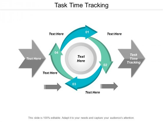 Task Time Tracking Ppt PowerPoint Presentation Layouts Template Cpb