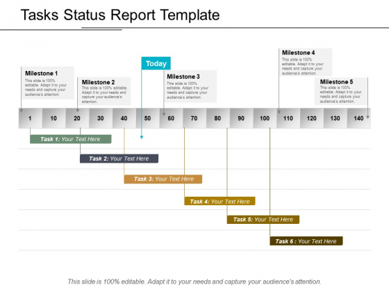 Tasks_Status_Report_Template_Ppt_PowerPoint_Presentation_Infographics_Infographic_Template_Slide_1