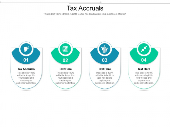 Tax Accruals Ppt PowerPoint Presentation Styles Example File Cpb Pdf