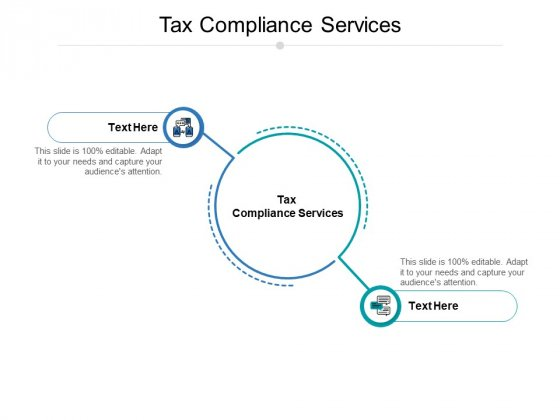 Tax Compliance Services Ppt PowerPoint Presentation Inspiration Maker Cpb