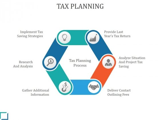 Tax Planning Ppt PowerPoint Presentation Styles