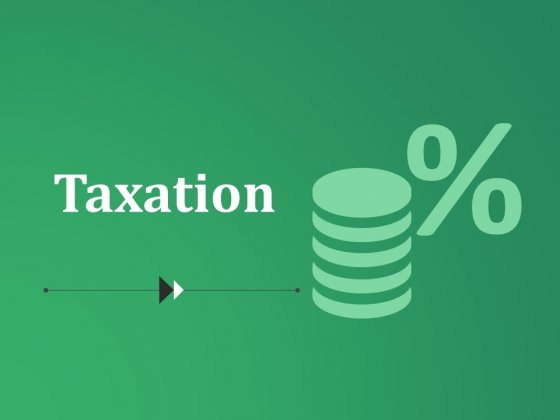 Taxation Ppt PowerPoint Presentation Outline Templates
