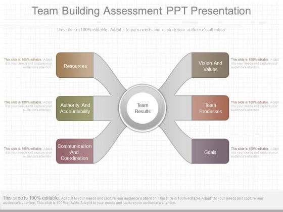 Team Building Assessment Ppt Presentation