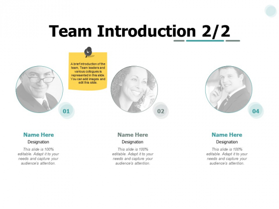 Team Introduction Strategy Ppt PowerPoint Presentation Infographics Graphic Images