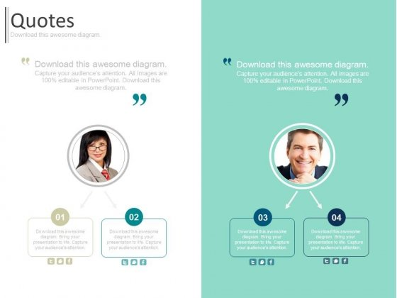 Team Management Quotes Slide Design Powerpoint Slides
