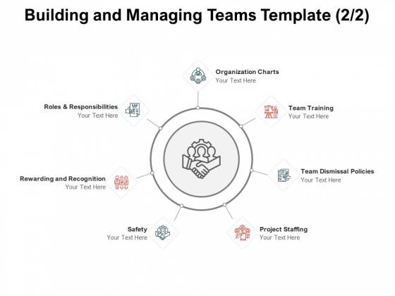 Team Manager Administration Building And Managing Teams Template Organization Charts Summary Pdf
