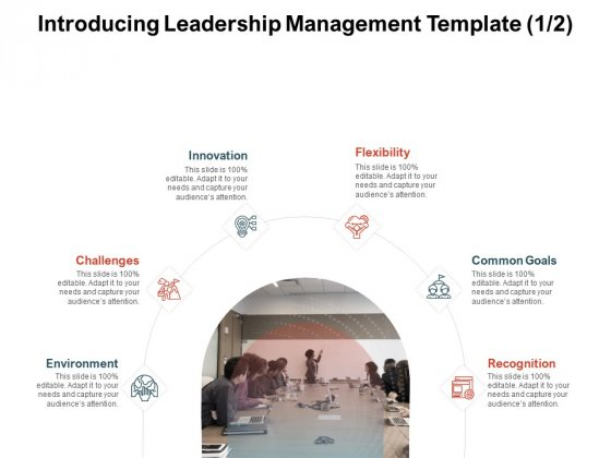 Team Manager Administration Introducing Leadership Management Template Challenges Rules Pdf