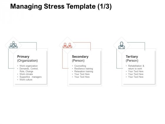 Team Manager Administration Managing Stress Template Organization Rules Pdf