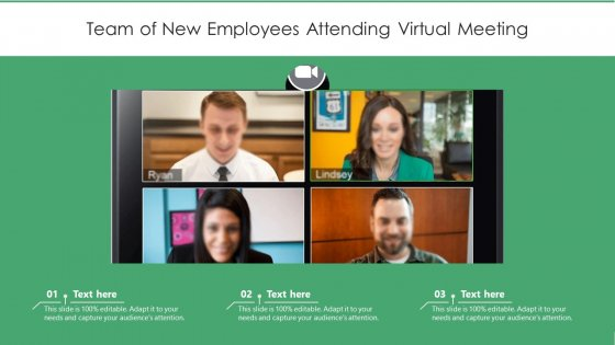 Team_Of_New_Employees_Attending_Virtual_Meeting_Ppt_PowerPoint_Presentation_Summary_Show_PDF_Slide_1