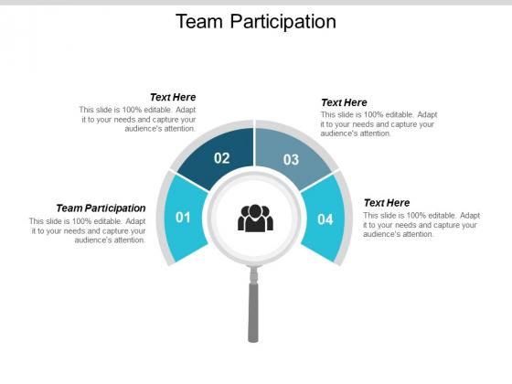 Team Participation Ppt Powerpoint Presentation Outline Images Cpb